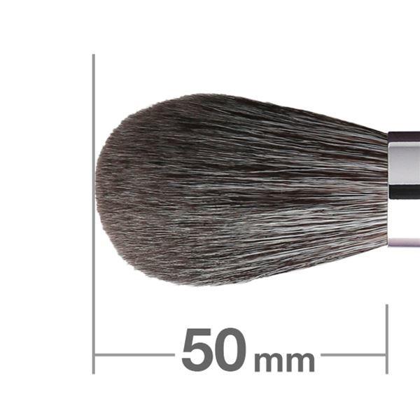 Кисть для пудры HAKUHODO Powder Brush M Round B509