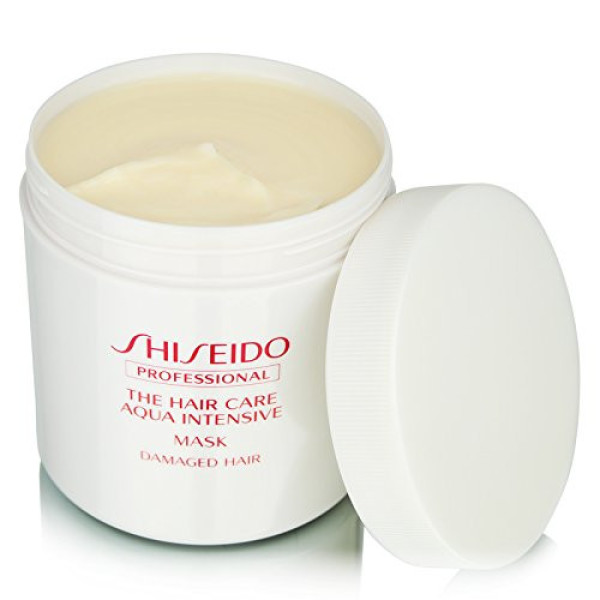 Маска для поврежденных волос Shiseido The Hair Care Aqua Intensive Mask Damaged Hair