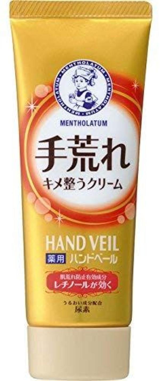Крем для рук Mentholatum с ретинолом