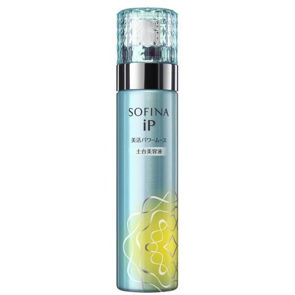 Восстанавливающая сыворотка-мусс SOFINA iP Beauty Power Mousse