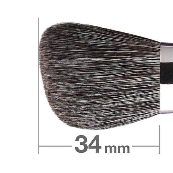 Кисть для хайлайтера HAKUHODO Highlighter Brush L Angled B512