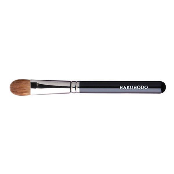 Кисть для теней HAKUHODO Eye Shadow Brush Round & Flat B120