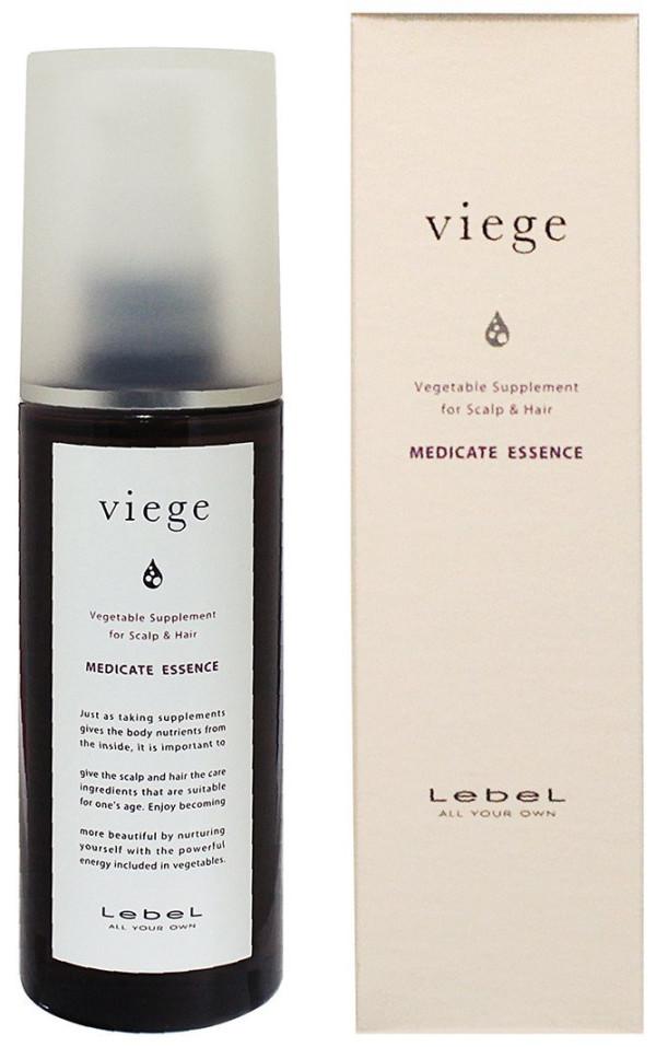 Восстанавливающая эссенция для волос LEBEL Viege MEDICATE ESSENCE