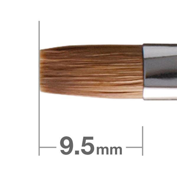 Кисть для губ HAKUHODO Retractable Push-up Lip Brush  SmA Flat