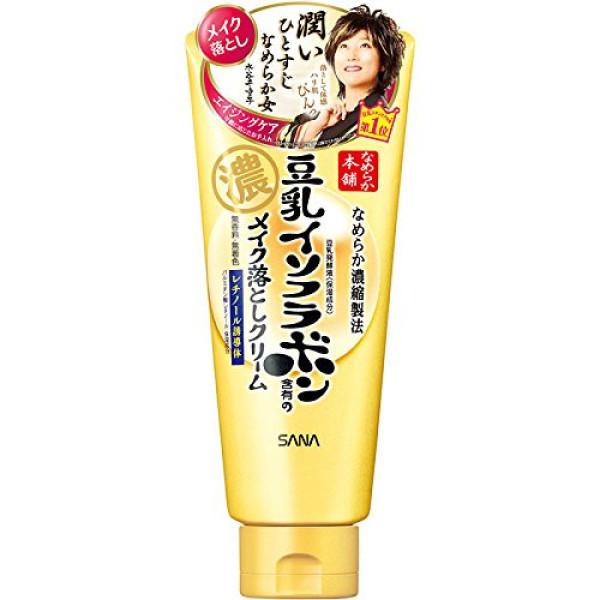 Крем для снятия макияжа Sana Honpo WR Make-up Remover Cream