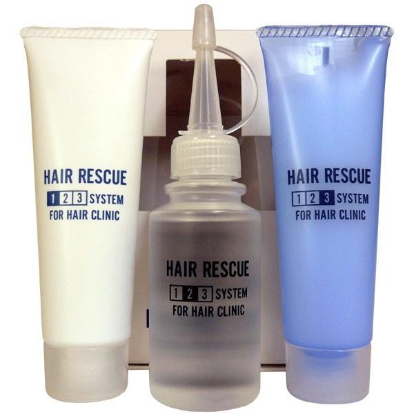 Профессиональное восстановление - биоламинирование волос TAMARIS HAIR RESCUE
