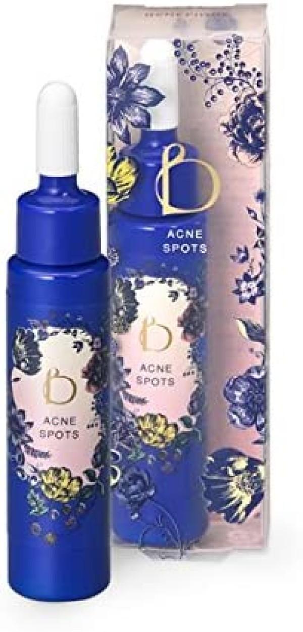Гель против пигментных пятен и акне Shiseido BENEFIQUE AC Acne Spots