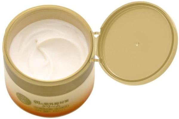 Крем для лица с SPF-защитой Rohto 50 Megumi Cream SPF50+ PA++++