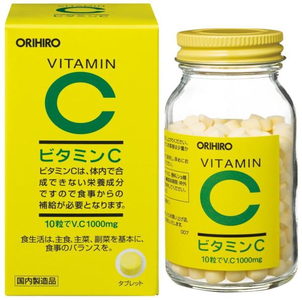 Натуральный витамин С Orihiro