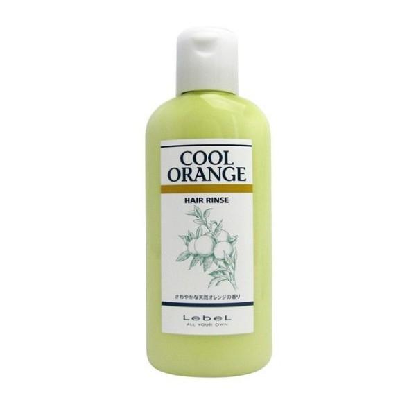 Бальзам для волос Lebel Cool Orange Hair Rinse