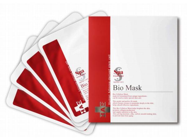 Spa Treatment Bio Mask антивозрастная маска для лица c экстрактом стволовых клеток