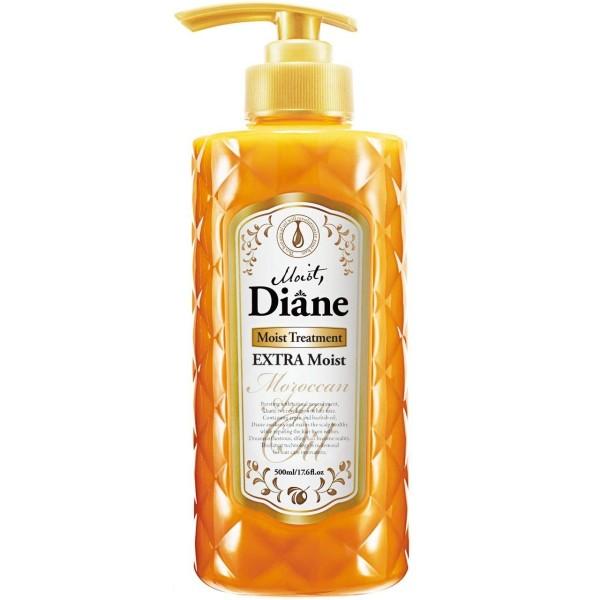 Восстанавливающий увлажняющий кондиционер Diane MOIST TREATMENT с аргановым маслом