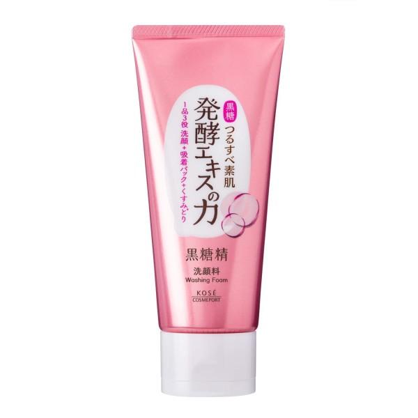 Пенка для умывания KOSE Brown Sugar Fine Pores Clear Wash Face