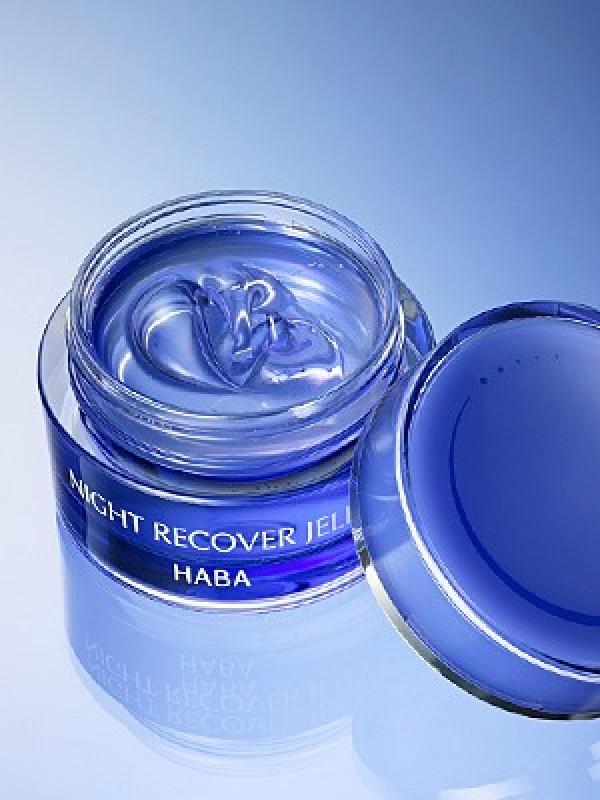 Ночное восстанавливающее желе Haba Night Recovery Jelly для лица
