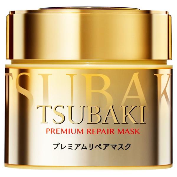 Восстанавливающая маска для волос Shiseido Tsubaki Premium Repair Mask