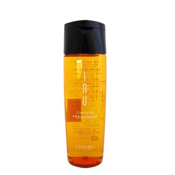 Освежающий арома-шампунь LEBEL CLEANSING FRESHMENT для глубокого очищения