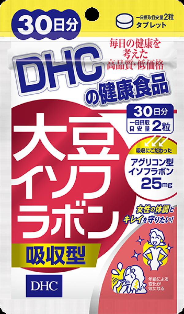 Комплекс для женского здоровья с изофлавонами сои DHC Soy Isoflavone Absorption Type