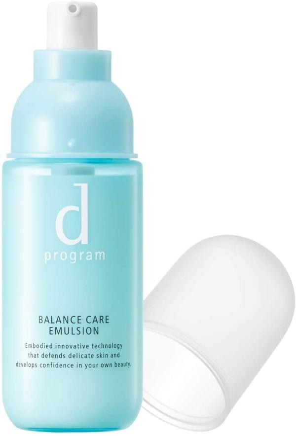 Балансирующая эмульсия Shiseido d program Balance Care Emulsion для проблемной кожи