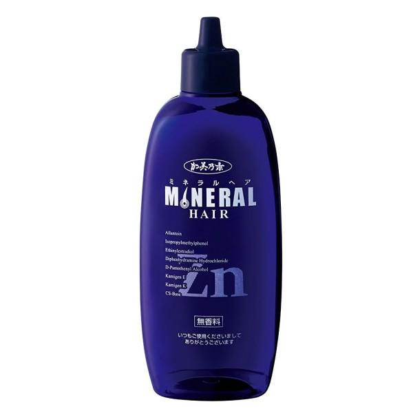 Тоник против выпадения волос KAMINOMOTO Mineral Hair Tonic Zn