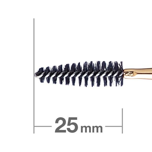 Кисть для ресниц HAKUHODO Spooley Brush S194