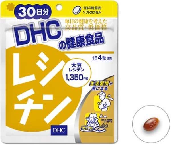 Лецитин DHC для поддержки печени