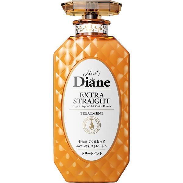 Органический кондиционер для выпрямления волос Moist Diane Perfect Beauty Extra Straight Treatment