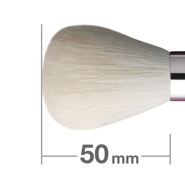 Кисть для пудры HAKUHODO Powder Brush Round J104