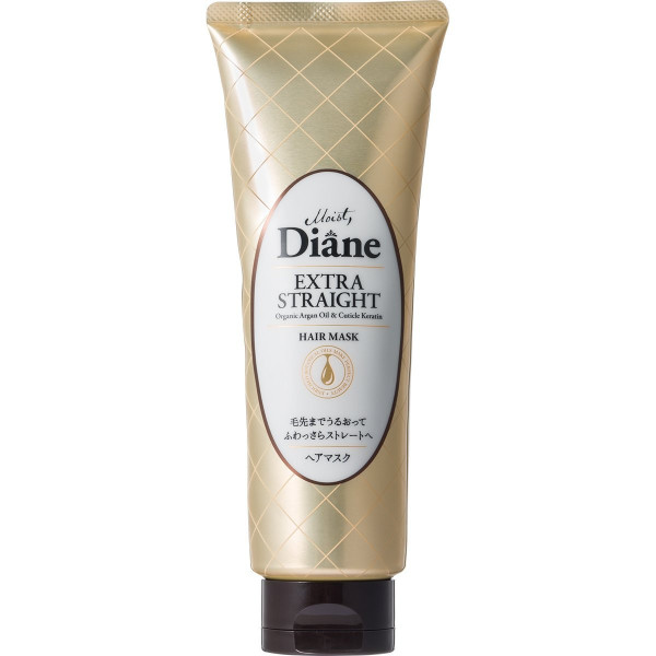 Органическая маска для выпрямления волос Moist Diane Perfect Beauty Extra Straight Hair Mask