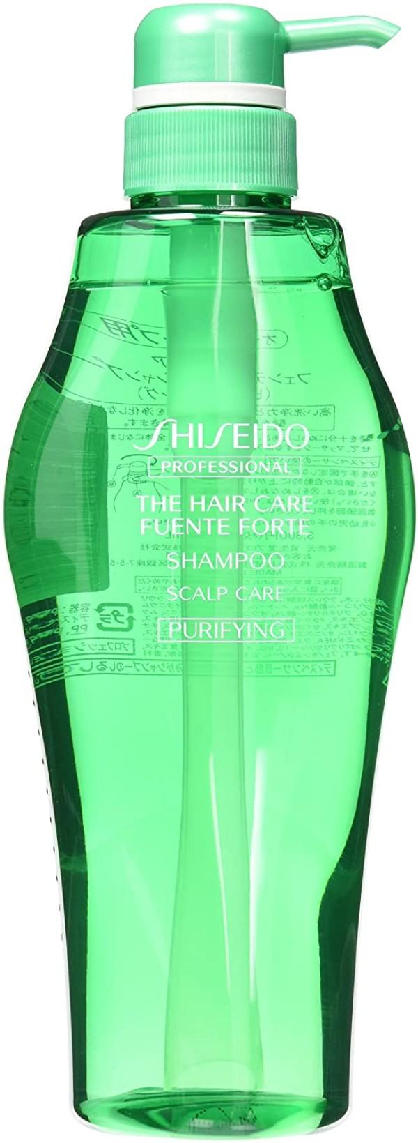 Очищающий шампунь Shiseido Professional Fuente Forte Shampoo Purifying