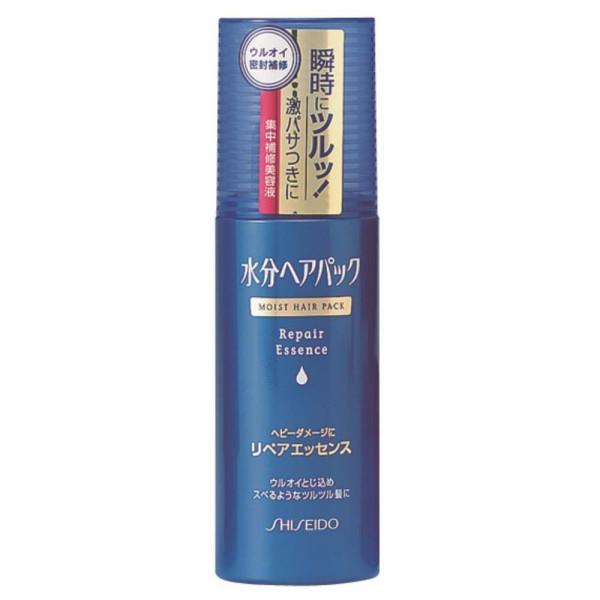 Эссенция для поврежденных волос Shiseido Moist Hair Pack Repair Essence
