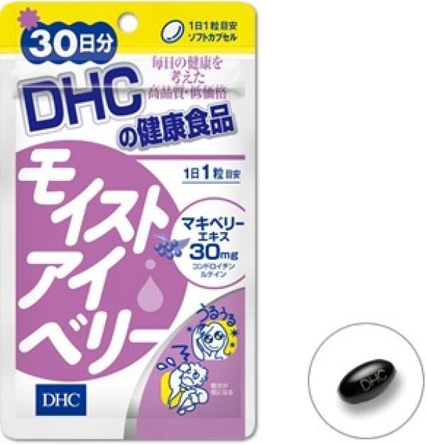 Комплекс DHC от сухости глаз и раздражения