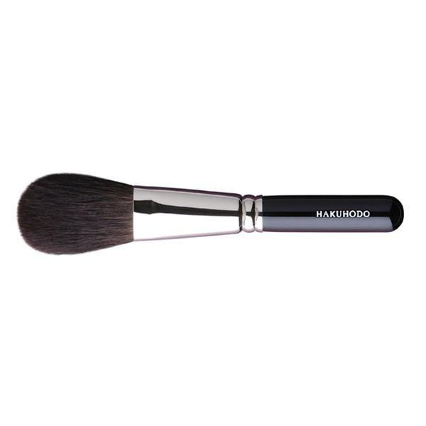 Универсальная кисть HAKUHODO  Finishing Brush Round & Flat B002