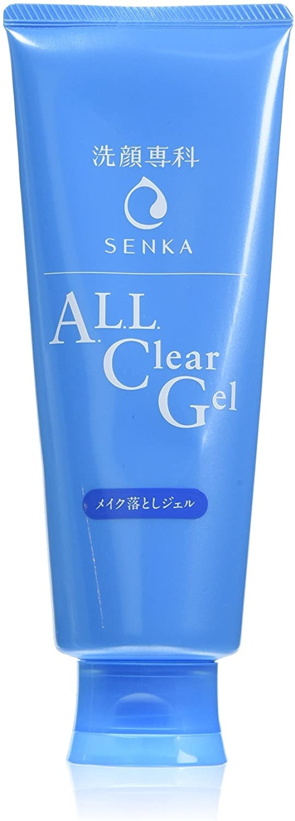 Гель для снятия макияжа Shiseido Hada-Senka All Clear Gel