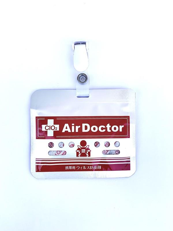 Переносной портативный вирус-блокер AirDoctor