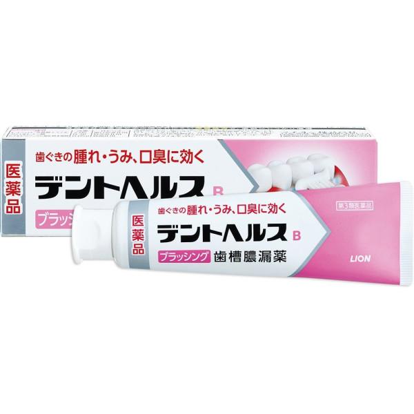 Зубная паста LION Dent Health от периодонтита