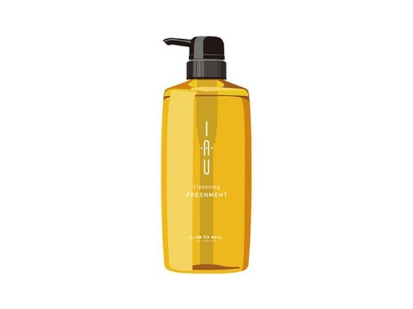 Освежающий арома-шампунь LEBEL CLEANSING FRESHMENT для глубокого очищения 600 мл