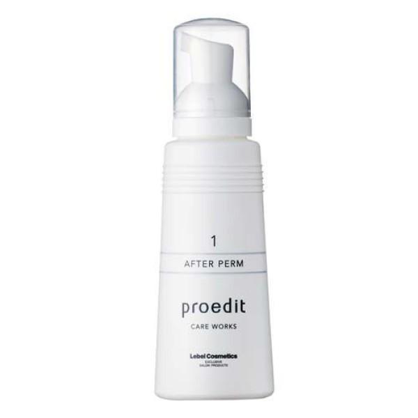 Сыворотка для волос после химического воздействия Lebel Proedit Care Works 1/P After Perm Step 01