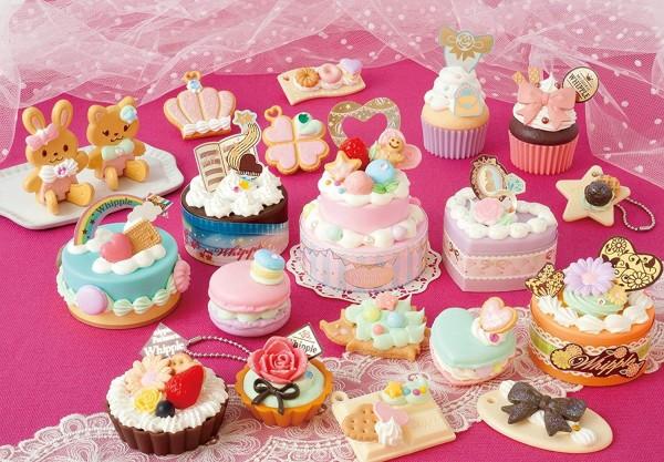 Epoch Хойпуру Colorful deco sweets set