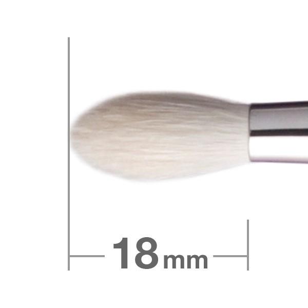 Кисть для теней HAKUHODO Eye Shadow Brush Round J142