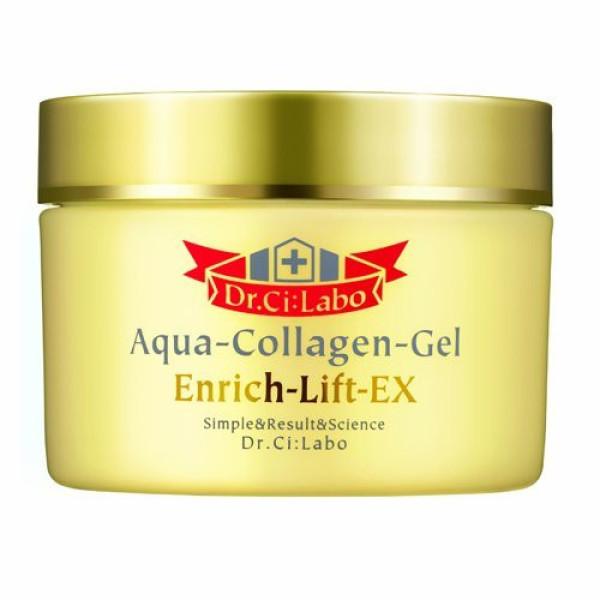 Лифтинг гель для кожи лица Aqua-Collagen-Gel Enrich Lift EX Dr.Ci Labo