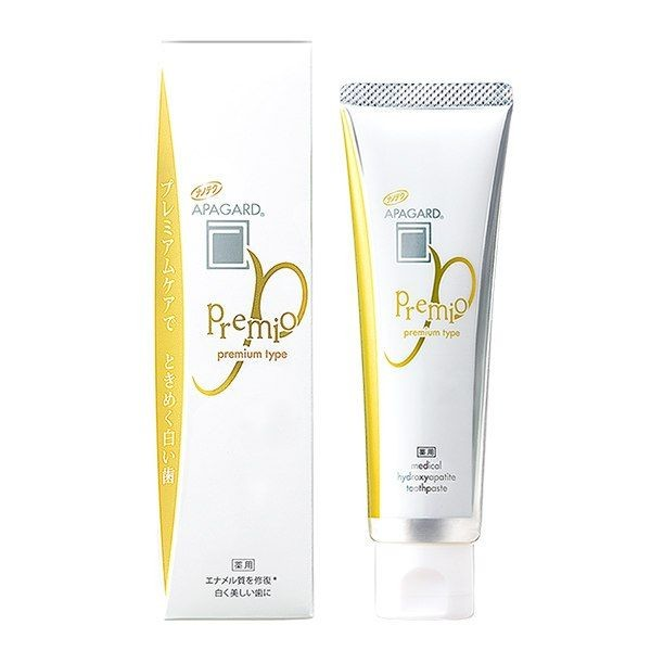Лечебная зубная паста Apagard Premium