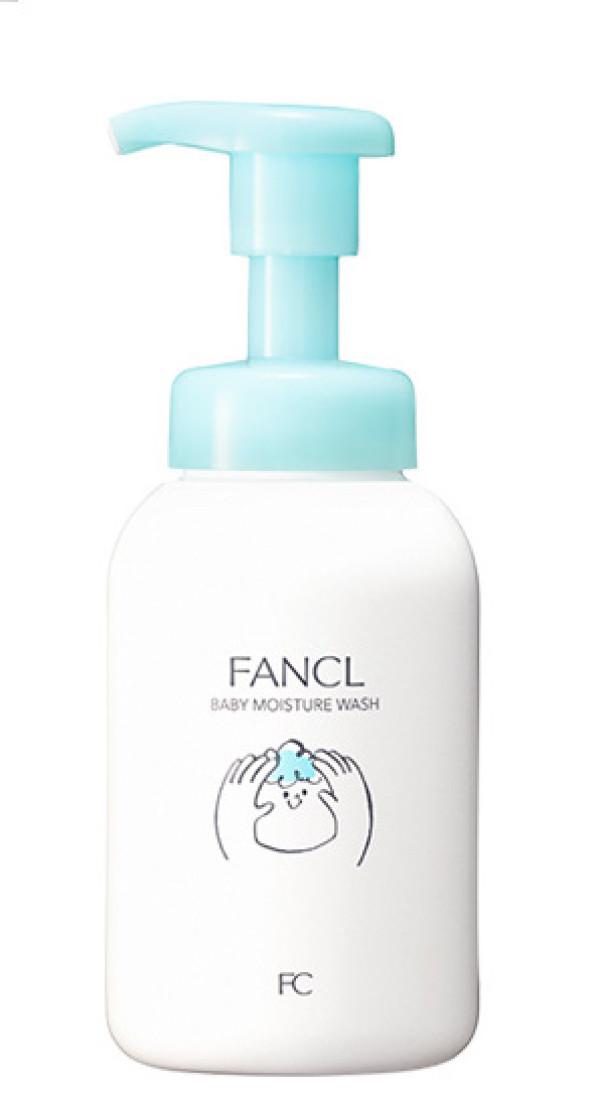 Детская пена для купания Fancl Baby Body Wash