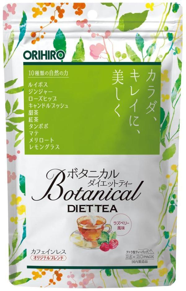 Диетический чай Orihiro Botanical Diet Tea