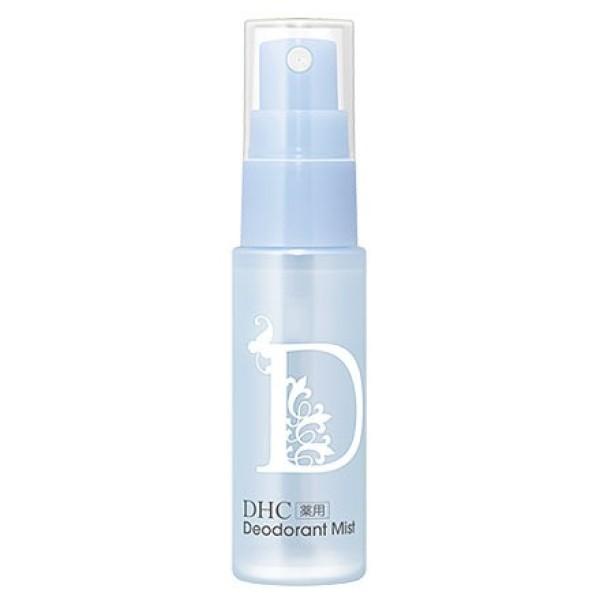 Лекарственный дезодорант - мист DHC Medicinal Deodorant Mist