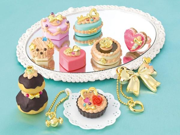 Epoch Хойпуру Sweets Accessory & Le Rijuuse Set