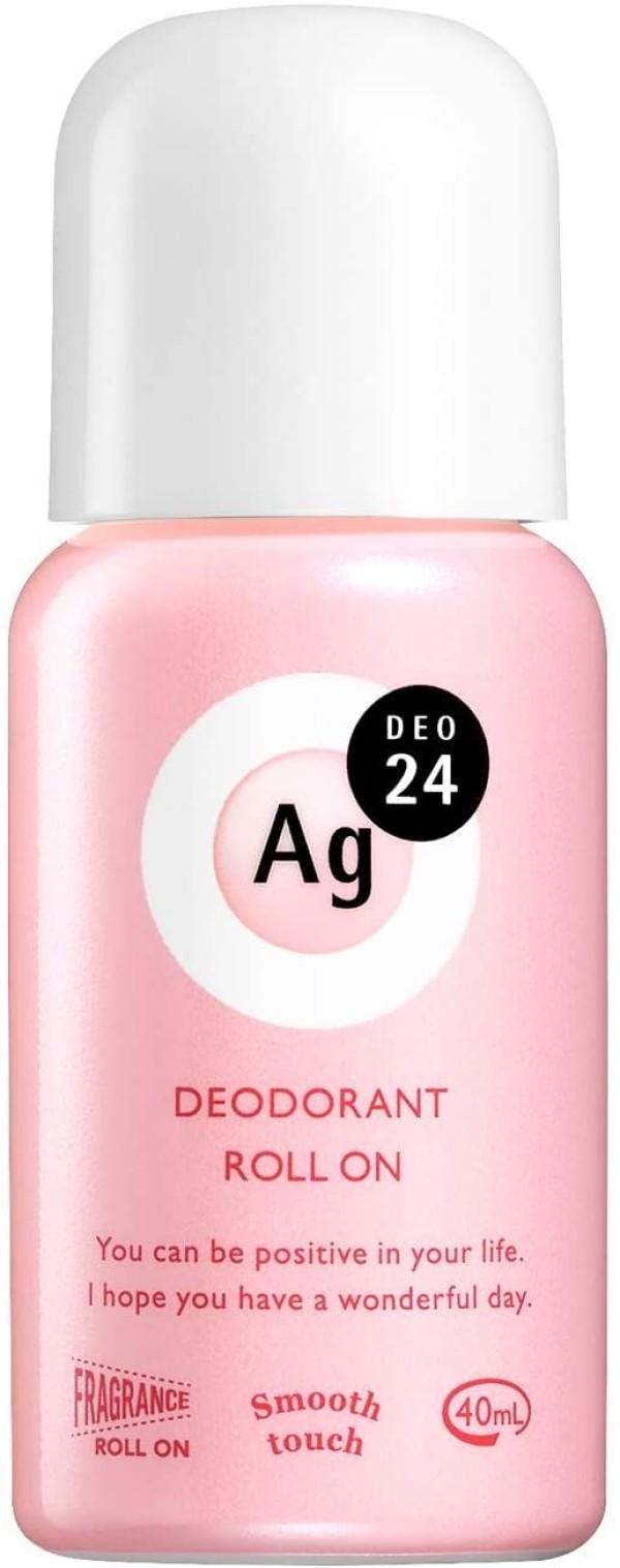 Роликовый дезодорант для тела SHISEIDO Ag+ DEO 24 DEODORANT ROLL ON
