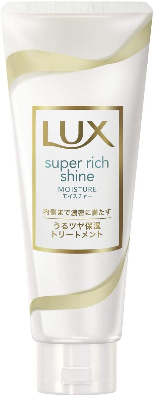 Увлажняющий бальзам для волос LUX Super Rich Shine Moisture Treatment