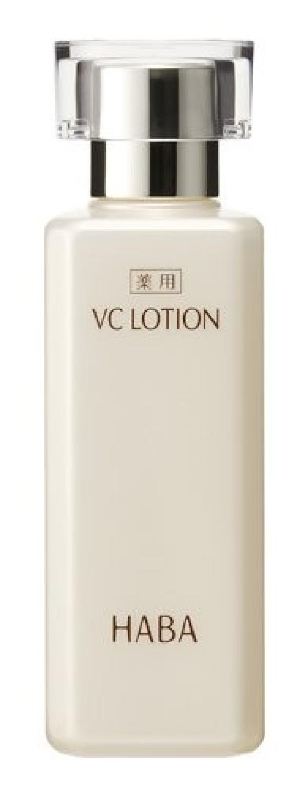 Увлажняющий отбеливающий лосьон Haba VC-LOTION с витамином С и нано-керамидами
