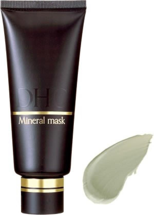 Минеральная маска для лица DHC Mineral Mask с голубой глиной
