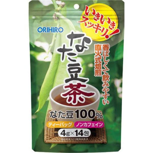 Фасолевый чай в капсулах Orihiro Bean Tea